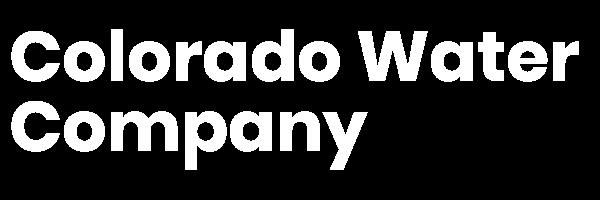 Colorado Water Company
